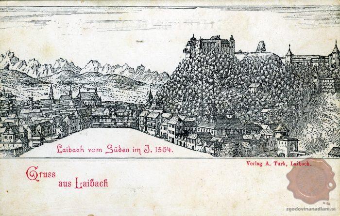 Ljubljana v novem veku