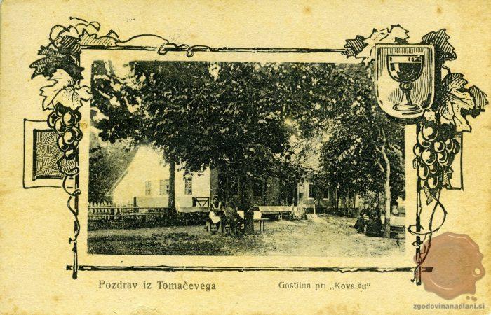 Gostilna pri Kovaču