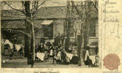 Pivnica Bierhalle na Šentpeterski cesti