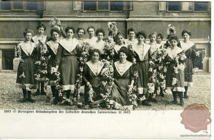 Nemško telovadno društvo v Ljubljani