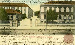Tobačna tovarna Ljubljana
