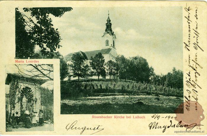 Cerkev Marijinega obiskanja