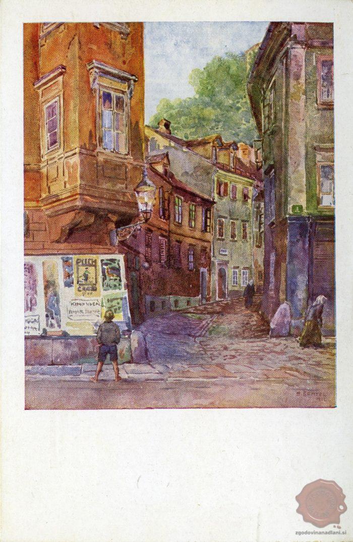 Študentovska ulica