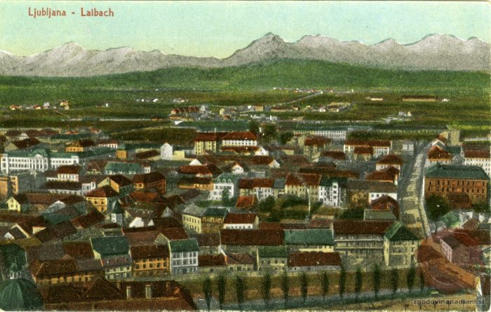 Severni del Ljubljane