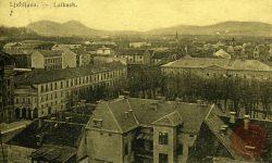 Ljubljana_Kazina_Uršulinska_cerkev_Park_Zvezda