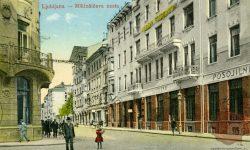Ljudska posojilnica in Hotel Union