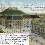 1-1_Ljubljana_Deželno_gledališče_Opera_Franca Jožefa cesta_Cankarjeva cesta_Grad_1905