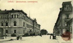 Deželno predsedstvo na Bleiweissovi cesti