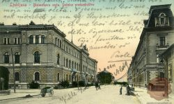 103-1_Ljubljana_Deželno_predsedstvo_Predsedniška_palača_Bleiweissova_cesta_Prešernova_cesta_1912
