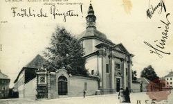 Trg_francoske_revolucije_Cerkev_Marije_pomočnice