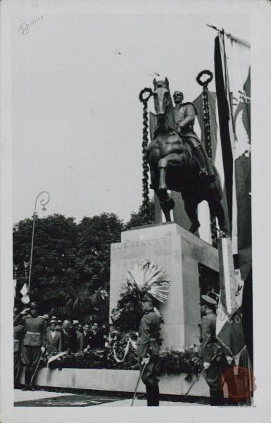 Spomenik kralja Aleksandra v Ljubljani