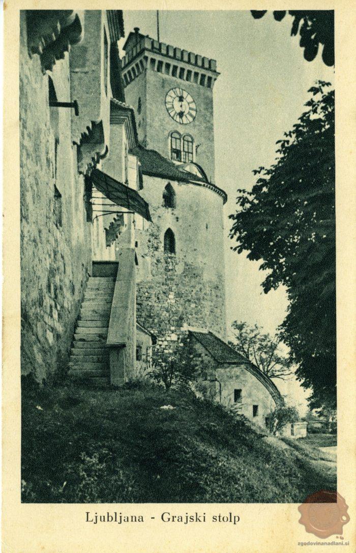 Grajski stolp