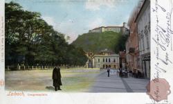 Kongresni trg in Filharmonija