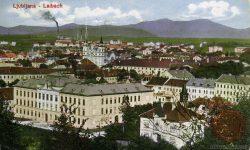 Ljubljana_Poljane_cerkev_sv_Petra_1923