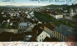 Ljubljana_Ljubljanica_Nabrežje_Trubarjeva_ulica_1903