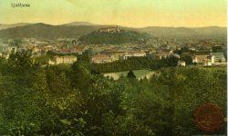 Ljubljanska panorama