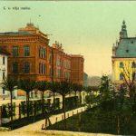 Ljubljana_Realka_Vegova_1909