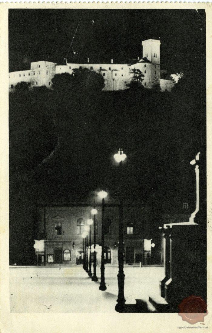 Kongresni trg ponoči