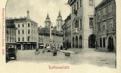 Ljubljana_Mestni_trg_Rotovž_Robbov_vodnjak