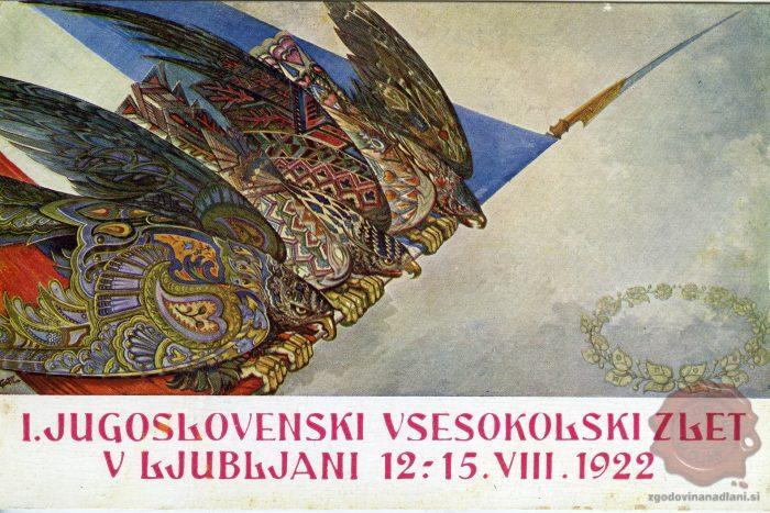 Jugoslovanski vsesokolski zlet