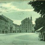 Ljubljana_Kongresni_trg_Uršulinska_cerkev_1906