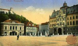 Filharmonija in Kranjski deželni dvorec