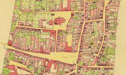 Spremembe hišnih številk v Mariboru 1840