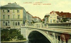 Jubilejni most in deželna lekarna