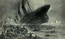 Titanik. Vir: Wikipedia