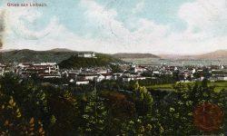 Ljubljanski grad in Tivoli