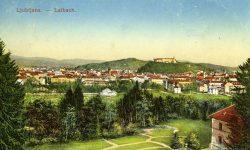 Pogled z gradu Tivoli