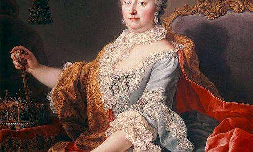 Marija Terezija. Vir: wikipedia.