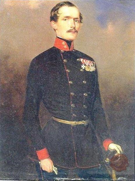 Baron Andrej Čehovin. Ftoto: wikipedia.