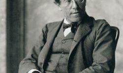 Gustav Mahler leta 1907. Foto Wikipedia.