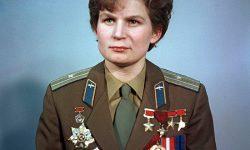 Valentina Tereškova, Foto: Wikipedia