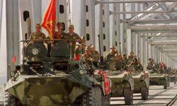Umik sovjetskih enot iz Afganistana