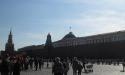 Prvi kongres Kominterne je potekal v moskovskem Kremlju, FOTO Danijel Osmanagić