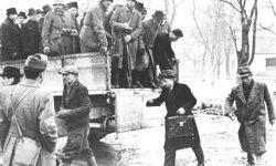 Italijanske racije v Ljubljani leta 1942, FOTO: Wikipedia