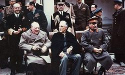 Veliki trije tekom Jaltske konference Foto: Wikipedia