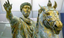 Spomenik Marku Avreliju v Rimu (FOTO: Wikipedia)