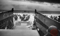 Izkrcanje v Normandiji, FOTO Wikipedia
