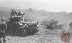 Izraelski tanki na Golanski planoti (FOTO: Wikipedia)