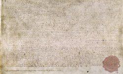 Magna Carta Libertatum, FOTO Wikipedia
