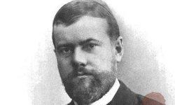 Max Weber, FOTO Wikipedia