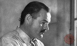 Ernest Hemingway, FOTO Wikipedia