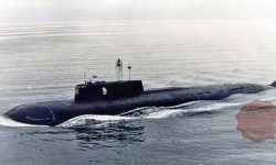 Podmornica Kursk (FOTO: Wikipedia)
