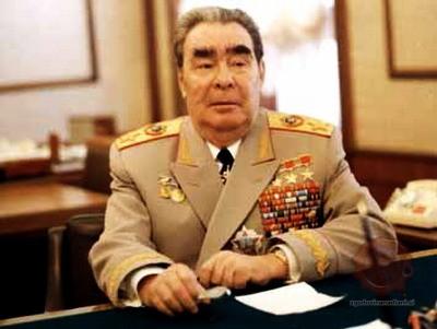 Leonid Brežnjev. Foto: Wikipedia.
