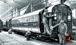 Stara podzemna železnica v Glasgowu, FOTO http://thepandorasociety.com/