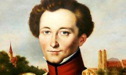 Carl von Clausewitz, FOTO: Wikipedia (delo nemškega slikarja Karla Wilhelma Wacha)