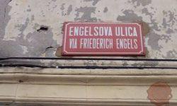 Engelsova ulica v Piranu, FOTO Danijel Osmanagić